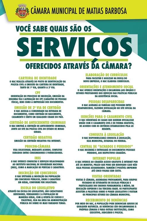 Serviços NAC